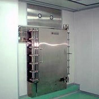 E.O.Gas Sterilizer